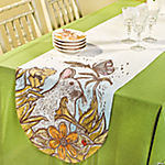 Easter Printed Table Runner