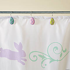 Egg Easter Shower Hooks