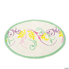 Easter Egg Bath Mat