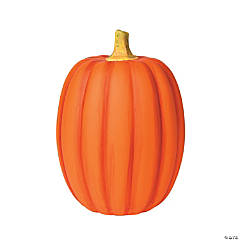 Large Decorative Pumpkin