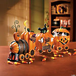 The Pumpkin Express Train