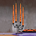 Halloween Flickering Taper Lights