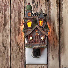Haunted House Night-Light