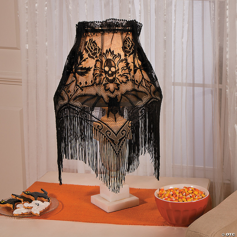 Halloween lampshade topper aloadofball Images