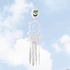 Skeleton Windsock