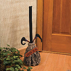 """Witch is In"" Broom with Music"