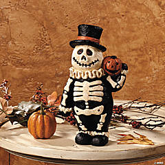 Halloween Skeleton Décor