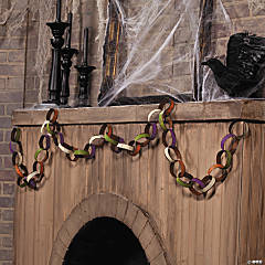 Halloween Chain Garland