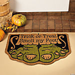 Monster Feet Doormat