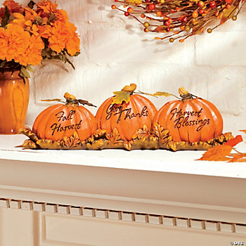 Pumpkin Tabletopper