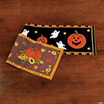 Fall/Halloween Table Runner