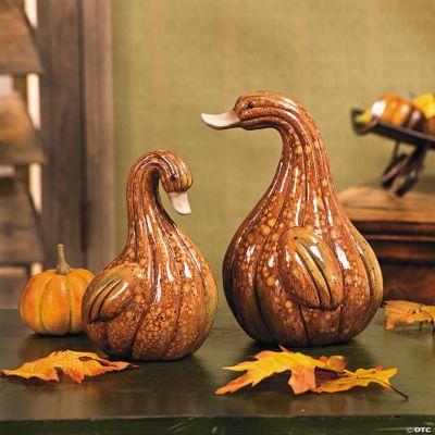 Pumpkin Geese