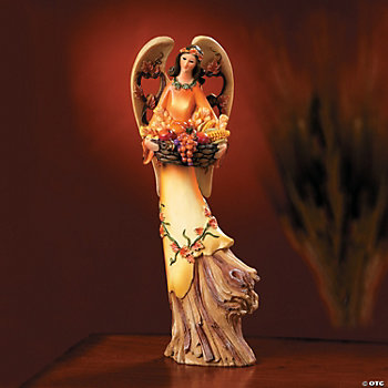 Harvest Angel Figurine