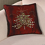 Christmas Tree Holiday Pillow