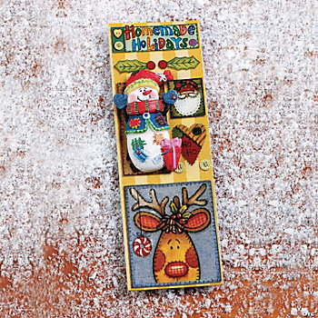 Snowman Pin on Cards