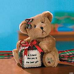 """A Friend Like You Is the Best Gift"" Bear"