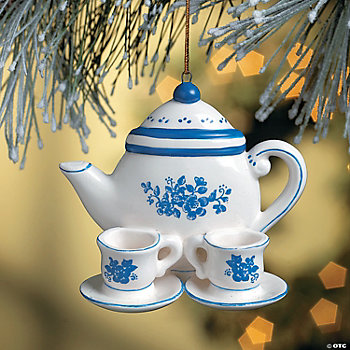 Friendship Teapot Ornament & Card