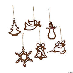 Laser-Cut Ornaments