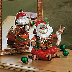 Hippie Santa Tabletopper