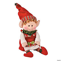Holiday Elf with Envelope