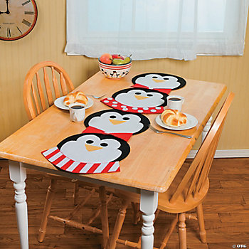 Penguins Table Runner