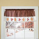 Gingerbread Valance
