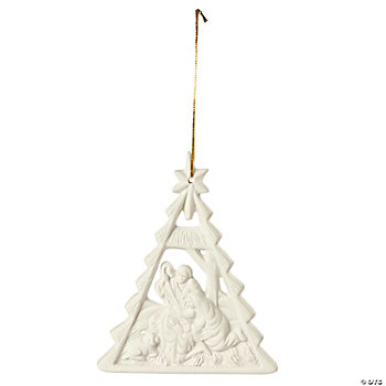 Nativity Tree Ornaments