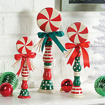 Candy Spindles Oriental Trading