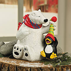 Polar Bear Tabletop Decoration