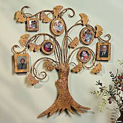 Family Tree Photo Frame
