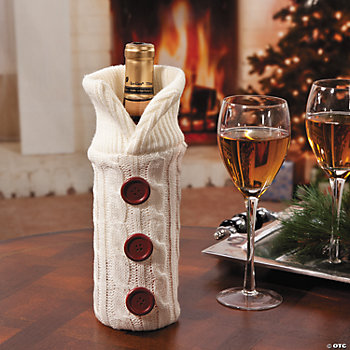 Sweater Bottle Bag