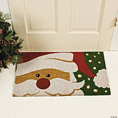 Santa Welcome Mat