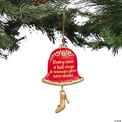 """New Shoes"" Christmas Ornament"