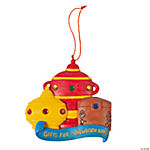 Nativity Gift Ornaments