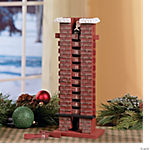 Santa in Chimney Countdown Calendar