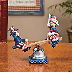 Uncle Sam Seesaw
