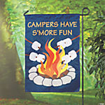 "Mini ""Campers"" Yard Flag"