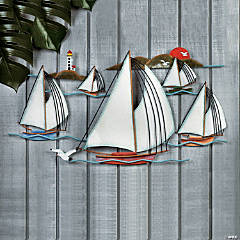 Sailboat Wall Hanging