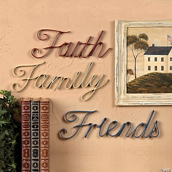 "Americana ""Faith"", ""Family"" & ""Friends"""