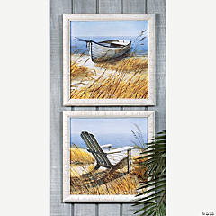 Adirondack Chair & Boat Prints