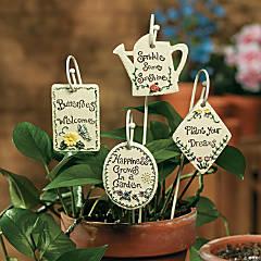 Garden Sign Stakes