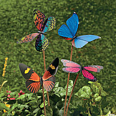 Butterfly Plant Stakes