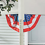 Red, White & Blue Corner Bunting Set