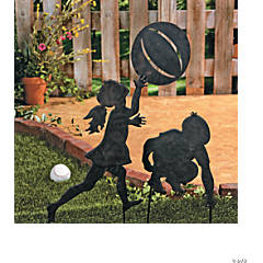 Kids at Play Yard Stakes