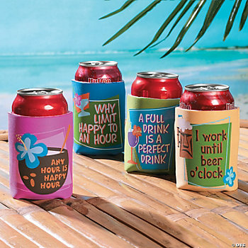Tropical Can Covers