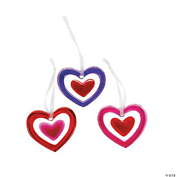 Heart Ornaments