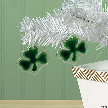 Shamrock Ornaments