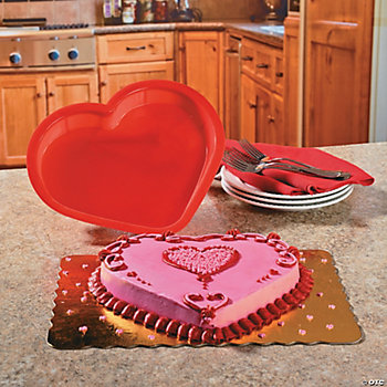 Heart-Shaped Cake Mold