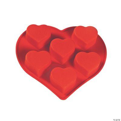 Heart-Shaped Cupcake Mold