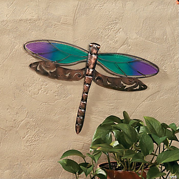Dragonfly Wall Decoration
